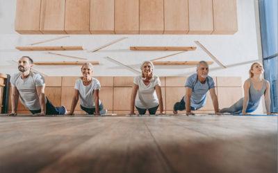 A Novara tutto il benessere dello yoga
