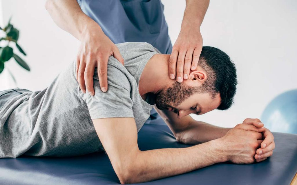 trattamento mal di schiena Novara Oleggio Benefit
